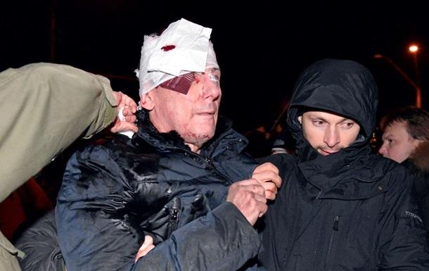Ъ : Луценко рассказал о драке с сотрудниками Беркута
