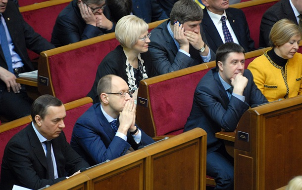 Главной целью Рады был не бюджет, а упрощение ареста депутата - Яценюк