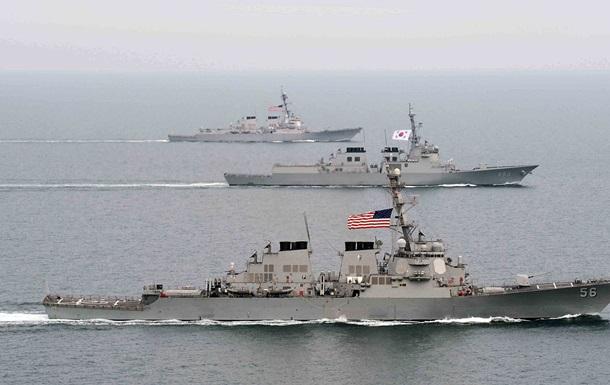 Южная Корея не будет отменять военные учения с США