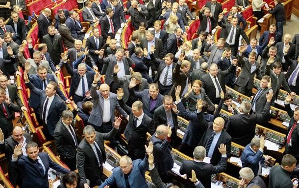 В Партии регионов не исключают переголосования скандальных законов
