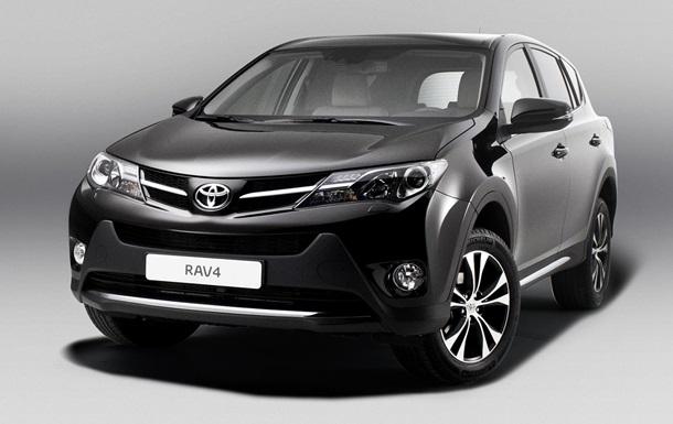Toyota RAV4 празднует 20-летие