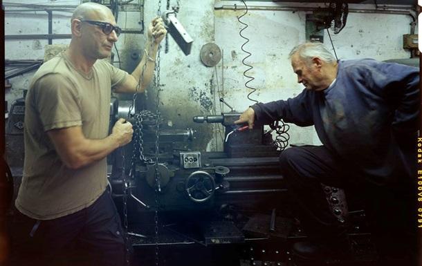 Кущи Подола и Workcamera с народом. В Киеве пройдет выставка фотографий Игоря Чурсина