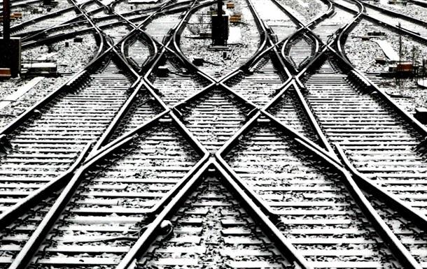 В Болгарии сошел с рельсов грузовой поезд