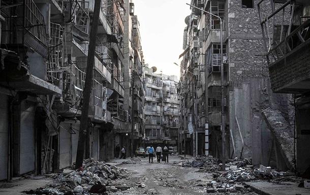 Война в Сирии: ущерб превысил 21 миллиард долларов