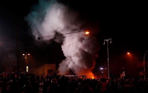 Во время беспорядков в Киеве милиция имела право применять огнестрельное оружие - МВД