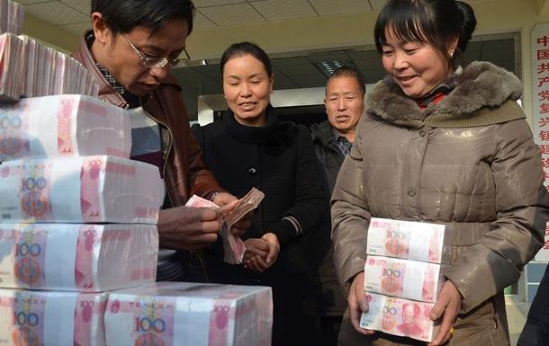 Экономика Китая выросла еще быстрее, чем ожидалось