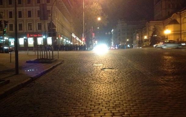 Кличко поймал и допросил двух титушек в центре Киева