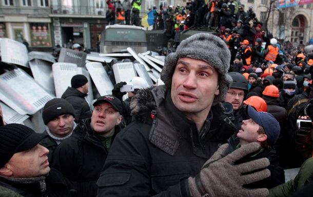 Кличко едет к Януковичу на очередной раунд переговоров