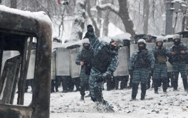 В милиции говорят, что не применяли огнестрельного оружия в ходе столкновений