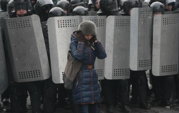 НГ: В Киеве могут пустить в ход огнестрельное оружие