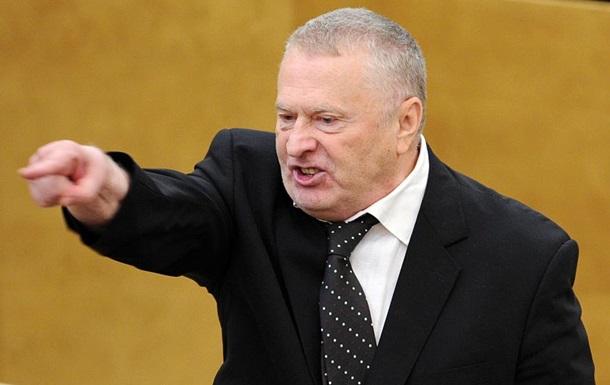 Янукович власть не сдаст, так как боится уголовного преследования - Жириновский