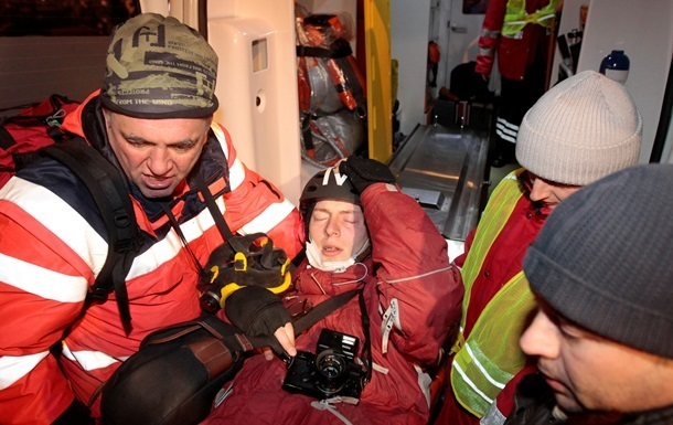 За сутки к бригадам скорой помощи обратились 22 участника акций протеста - КГГА