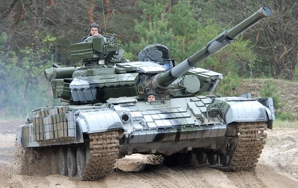 Танки в Чернигове готовят к плановой передислокации, а не в Киев  - Минобороны
