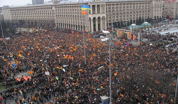 Тяжёлая форма кори. Памяти Майдана посвящается
