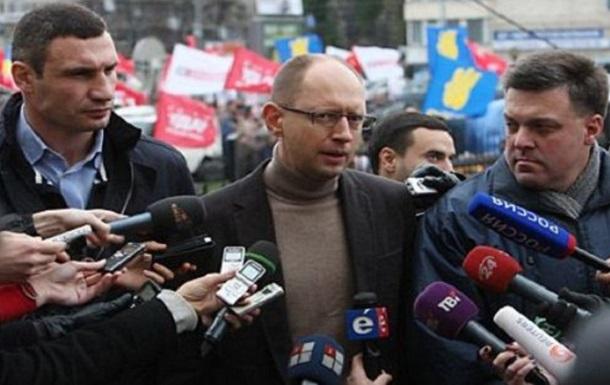 Анатомия украинской революции
