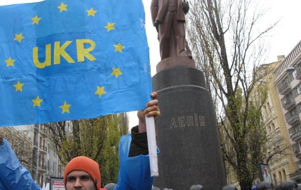 Мітинг 24 лист. 2013 - найбільший в історії України та СНГ