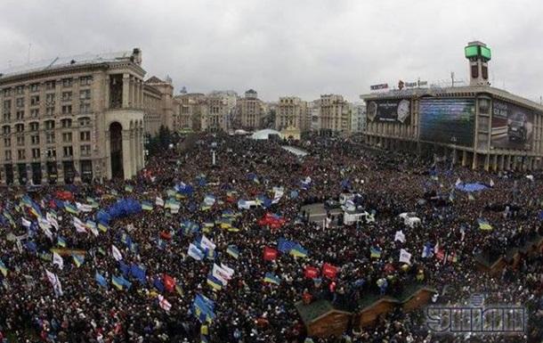 Проект Резолюції Віче на Майдані