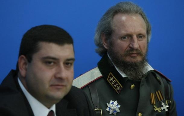 Владимир Цап:Казак на казаке жениться не может.