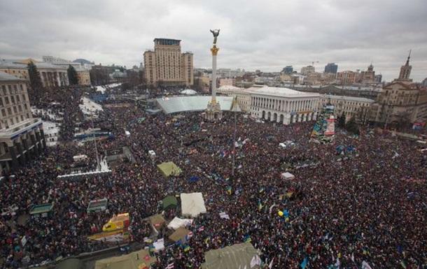 Несколько слов о  поражении  Майдана