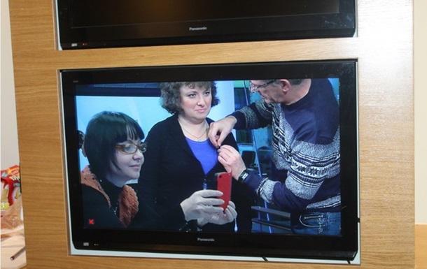 Элеонора Гройсман и Стас Мисежников на RTVi о Евромайдане. Видео