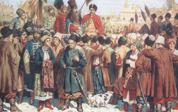 Янукович- Хмельницкий XXI века.