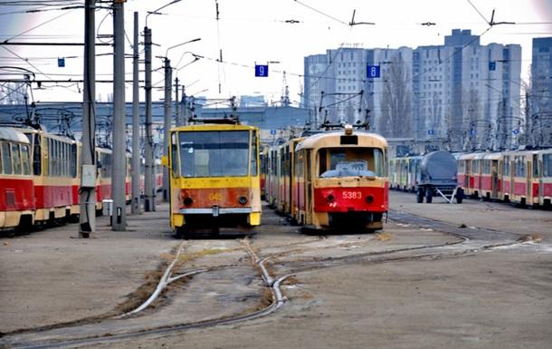 Киевские трамваи vs зомбиапокалипсис