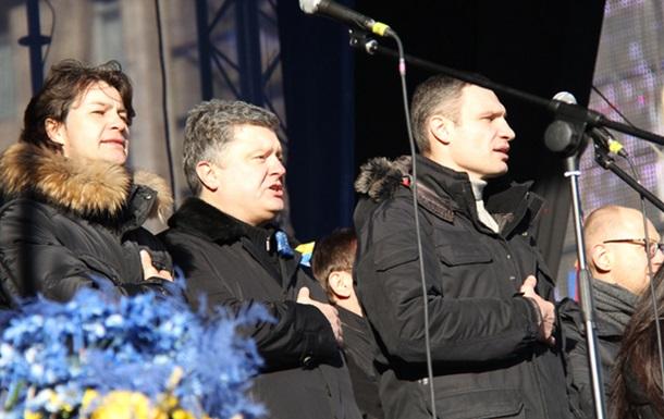 Майдан залишається гарантом збереження зовнішнього курсу України
