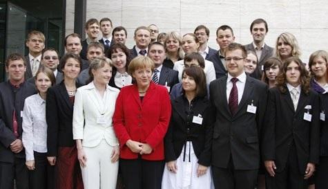 Відкритий лист Федеральному канцлеру ФРН Ангелі Меркель