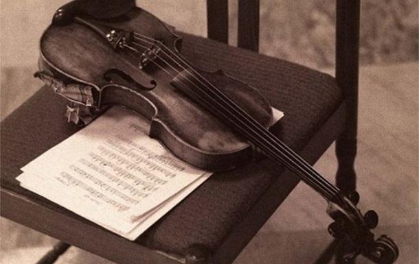 Скрипач в переходе
