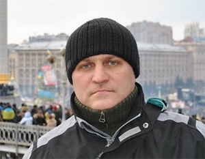 Hands off from union leader Bogdan Shvayka!!!