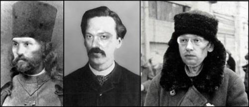 Кличко, Яценюк і Тягнибок – три попи Гапони.