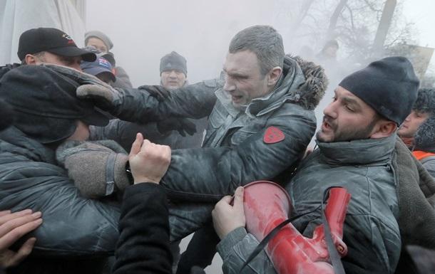 Кому и зачем нужен бунт на Грушевского?