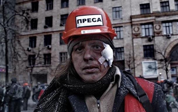Херсонский журналист ранен на евромайдане
