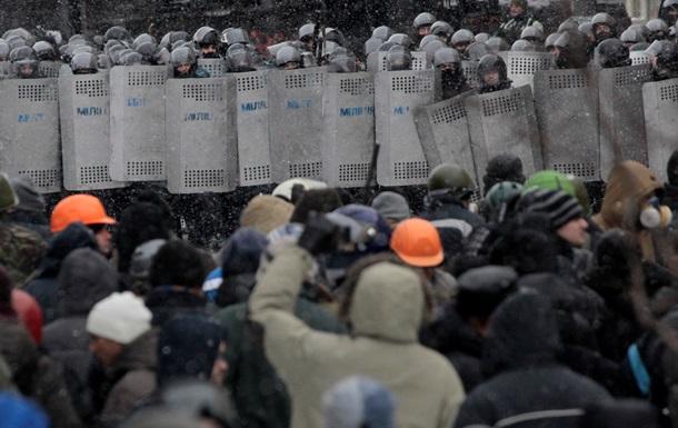 В ходе массовых беспорядков милицией задержано уже 73 человека
