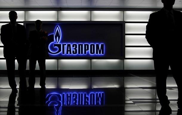 Украина должна до конца недели заплатить Газпрому $2,7 млрд за поставки газа