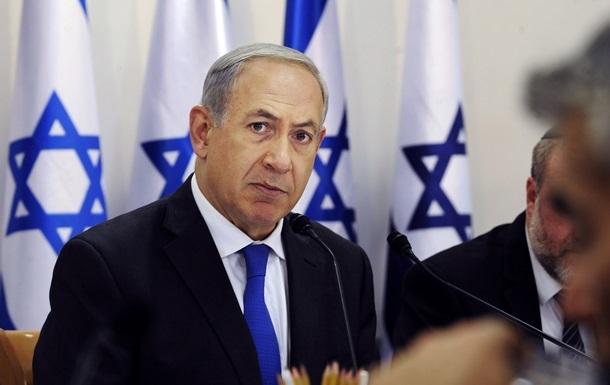 Премьер Израиля заявил о готовности к миру с Палестиной