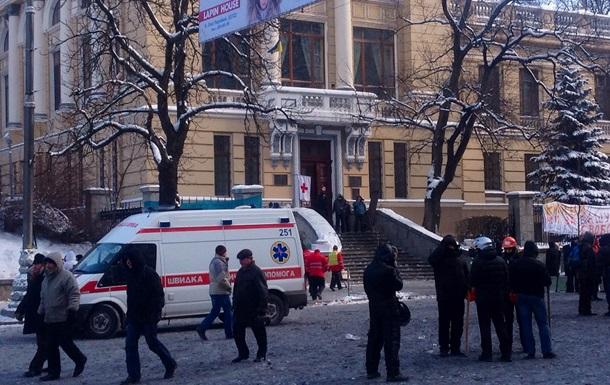 Митингующих могли убить провокаторы для эскалации конфликта - МВД