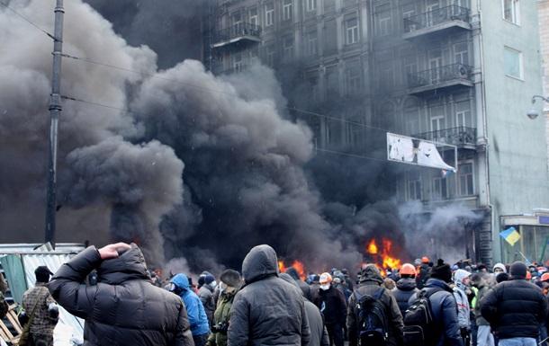 Для расследования убийств во время беспорядков в Киеве нужно создать комиссии - Азаров