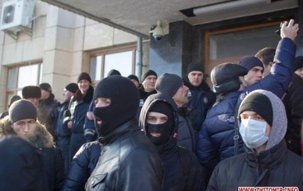 Начато расследование по факту попытки захвата Житомирской ОГА - прокуратура