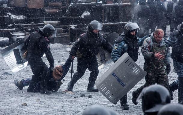 МВД заявляет, что в Киеве могут действовать около 20 экстремистских группировок