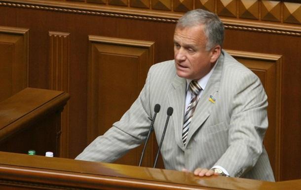 Депутат Сухой вышел из фракции Партии регионов - оппозиция