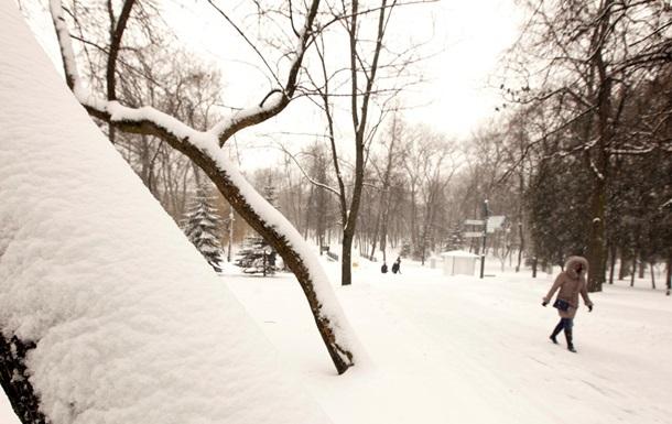 В Киеве установили пункты обогрева на период сильных морозов