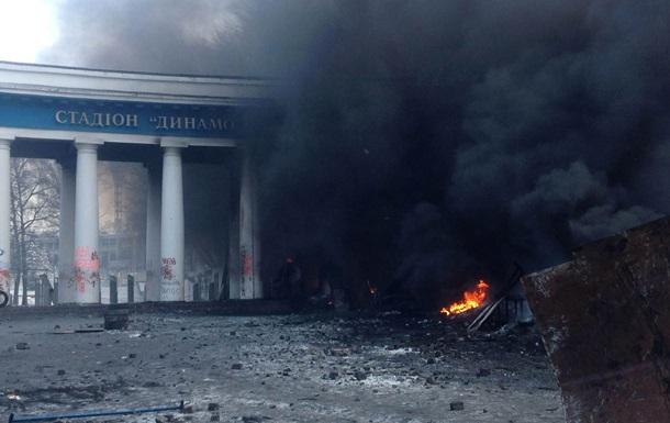 МВД: участники протестов планируют использовать напалм