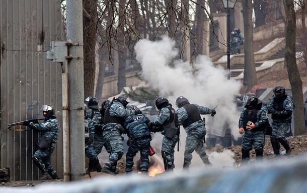 МВД опровергает сообщения об увольнении тернопольских бойцов Беркута
