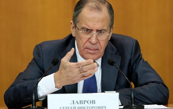 Россия выступает за урегулирование ситуации в Украине без вмешательства извне