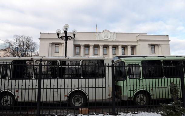 НГ: Украину могут перевести в режим ЧП