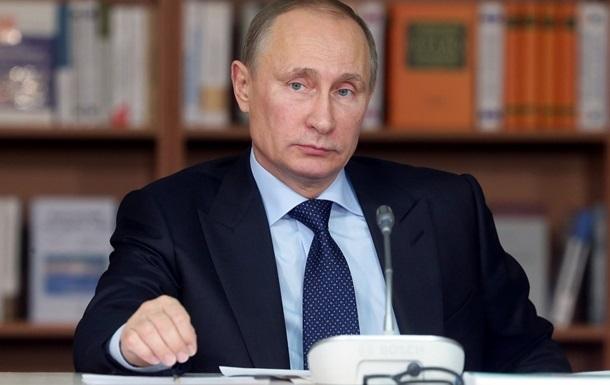 Путин отверг возможность пересмотра соглашений с Украиной