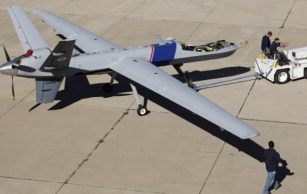 В Калифорнии разбился беспилотник ВВС США, патрулировавший границу с Мексикой