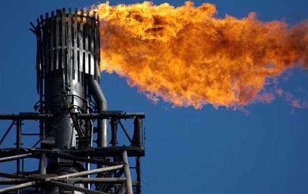 Цена природного газа на NYMEX снова выросла