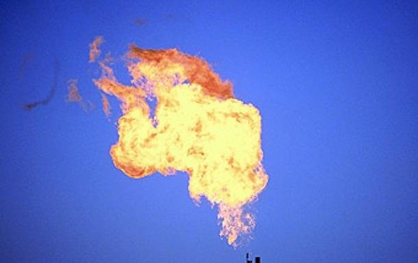 Стоимость природного газа на NYMEX резко упала
